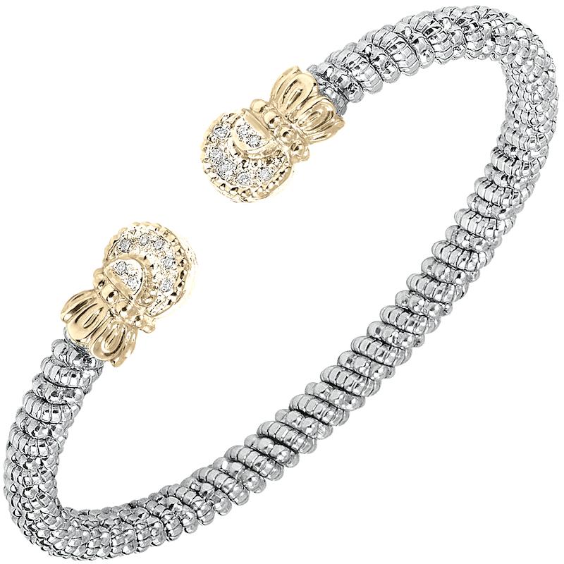 Flexible Bangle Bracelet Shannon Fine Jewelry